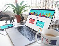 Разработка сайта для ITS http://www.itsmos.ru