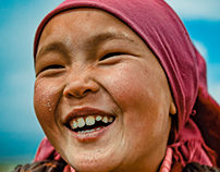 The Lovely People of Kyrgyzstan