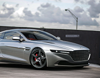 Aston Martin Lagonquish