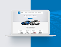 Gulf Coast Honda Dealers