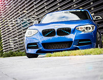 BMW 1er Photoshoot - part 2