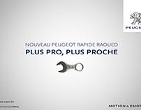 "Peugeot""Nouvelle agence"""
