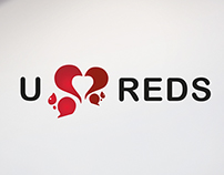 U-savereds / logo design / corporate identity