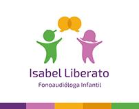 Logo Isabel Liberato - Fonoaudióloga Infantil