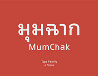 MumChak Typeface