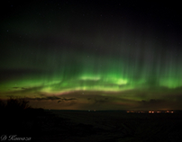Northern light March 1