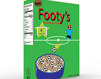 Footy's cereal