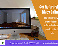 Get Refurbished Apple iMac Online