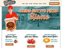 Gatti's Pizza Franchise Websites