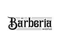 Mi Barbería | Identidad Corporativa