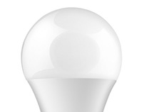 LED Light Bulb / Before After