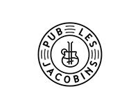 LES JACOBINS - PUB
