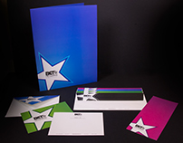 BET Networks Stationery