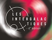 Festival Les Intergalactiques - Projet de diplôme
