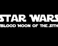Blood Moon of the Sith concept cover art