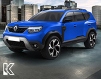 Renault Bigster 2024
