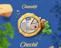 """Grand Milk"" Packaging Design"