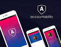 Accountability App UI DESIGN