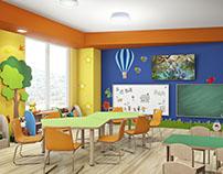Kids room. Aigo hotel. Austria