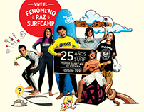 Raz Surfcamp 2015