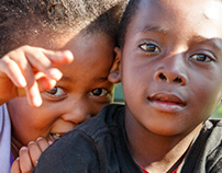 Pre-School In The Township Of Knysna (South Africa)