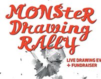MOCAD Monster Drawing Rally