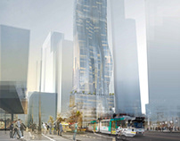 High-rise Apartment University of Melbourne Studio E