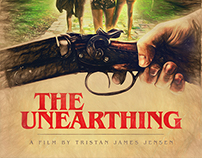 The Unearthing movie poster by The Sonnyfive