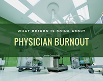 Lorne Cross MD | Oregon and Physician Burnout