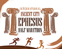International Ancient City Ephesus Half Marathon