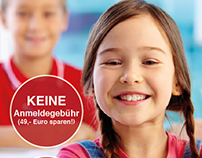Dialog Bildungs- und Beratungszentren / Flyer