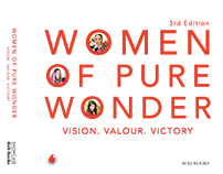 Rohini Iyer for Vodafone-Women Of Pure Wonder 2016