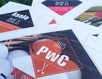 PwC Golf Cup 2015