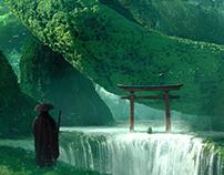 Entrance of the Spirit World