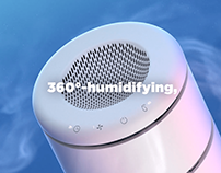 Canadian Tire - Humidifier (Buck)