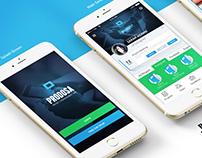 Prodosa - Project Management App