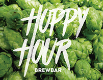 Identidade Visual Hoppy Hour