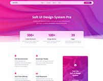 Soft UI Design System Pro