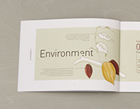 Sustainability Report for a Chocolate Factory