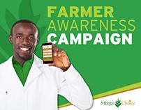 MbeguChoice Farmer Awareness Campaign