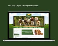 Sigor | Sitio Web