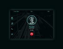 Daily UI #034 — Car Interface