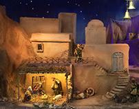 Nativity Set Work - Christmas 2015
