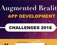 AR mobile app development Challenges 2018