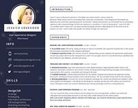 Updated CV: Jessica Lovegood