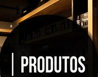 Apresentação Stories produtos da loja Confra