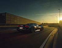Porsche Spyder / cgi