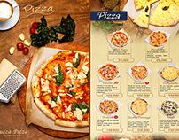 Buzza Pizza - Menu - 2014