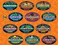 30 Seasons of Survivor Products