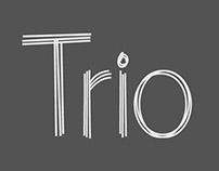 Trio | Typeface & Specimen